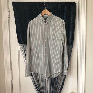 Ralph Lauren Striped Polo Shirt Classic Fit